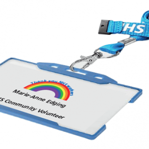 NHS Card Holder