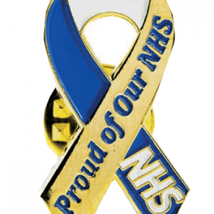 NHS Lapel Badge
