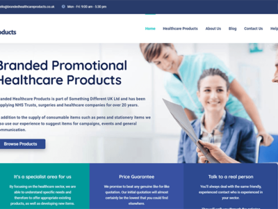 Branded Healthcare Products
